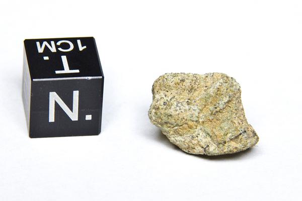 Marsmeteoritten NWA 7397